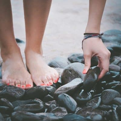 Taking Care of Your Feet When You're Traveling
