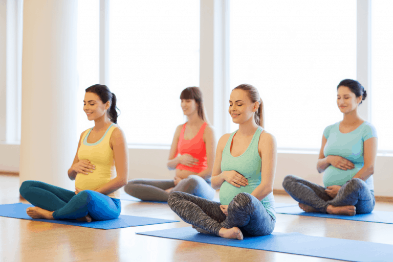 Best Yoga Poses for Pregnant Moms in 2019