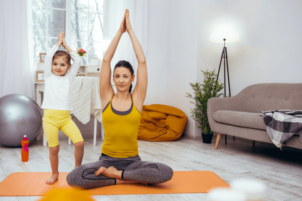 Mindful Exercises for Stressed Out Moms in 2019