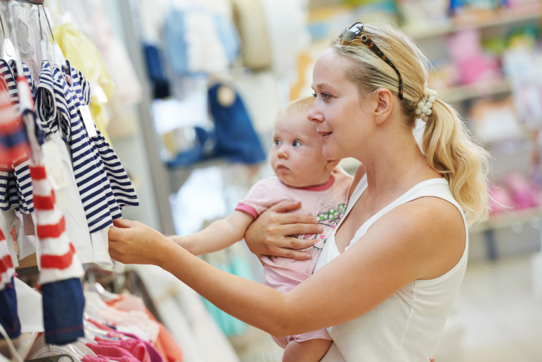 Saving Money on Infant Clothing: Raising Baby on a Budget