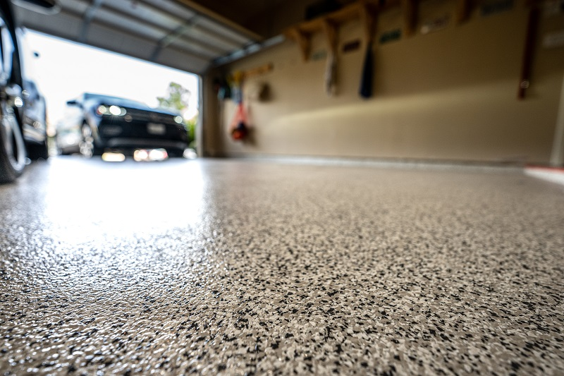 5 Advantages Of Installing The Epoxy Resin Flooring